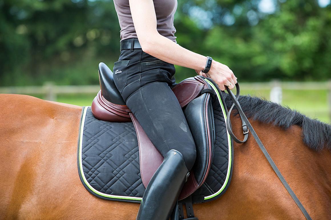 My amazing saddle PH Geneva