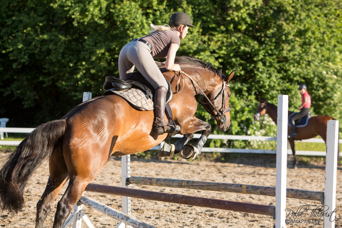 Amaze jumping training in 2014