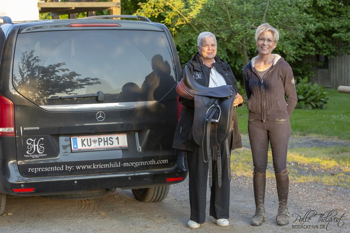 Kriemhild, mig og Peter Horobin Geneva ;)